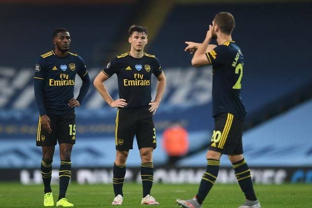 Arsenal confirms Tierney and Maitland-Niles will be  staying at the club