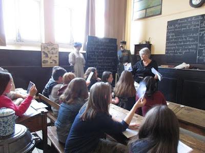 Gisèle Boutet et son thème de prédilection : le rôle des femmes en 14-18