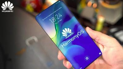 Baru Huawei Harmony OS 2.0