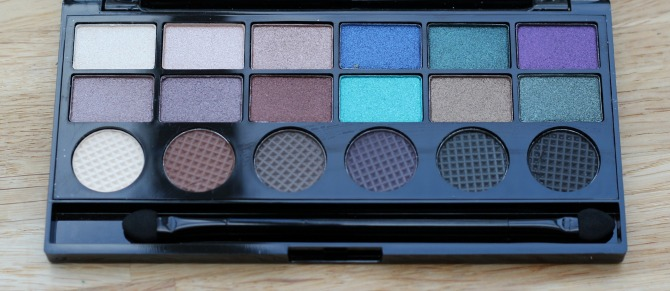 makeup revolution palette