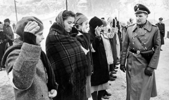La Lista de Schindler. Genocidio Judío.