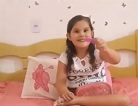 Morre Brunninha, a menina do Rio Grande do Norte que fez transplante no Recife