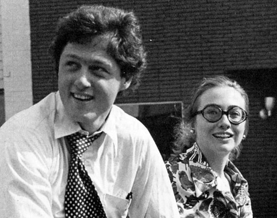 Image result for clintons 1970s
