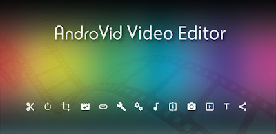 AndroVid Pro Video Editor MOD Apk (Full Unlocked) Android