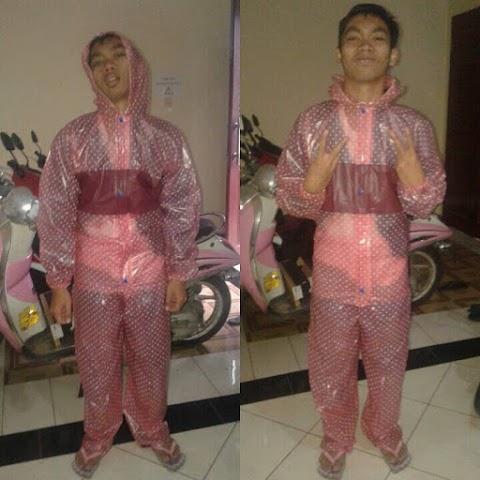 Polkadot Pink Lagi