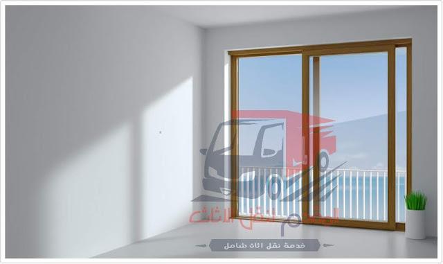 كيفية الاستفادة القصوى من أبواب ونوافذ الألمنيوم