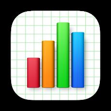 Aggiornamento Numbers 10.3.5 per Mac e Numbers 10.3.5 per iOS