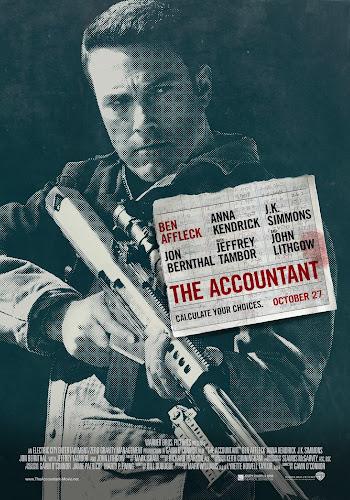 The Accountant (BRRip 720p Dual Latino / Ingles) (2016)