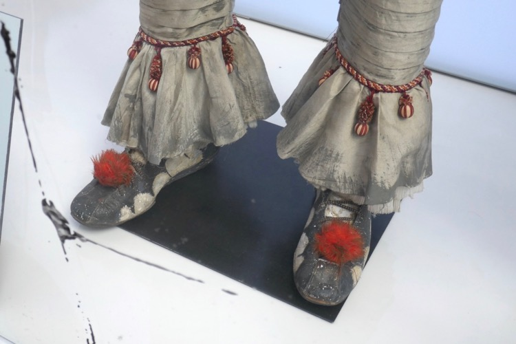 IT Chapter Two Pennywise costume shoes