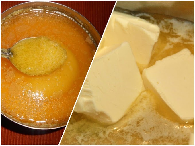 Ghee Vs Butter: Is Ghee Really Healthier Than Butter?