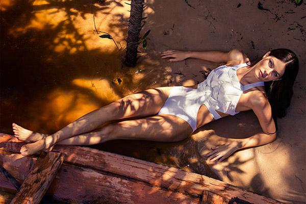 Água de Coco Verão 2017 coleção moda praia