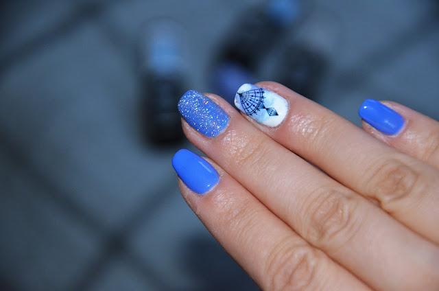 blue inspiration | blur effect | victoria vinn