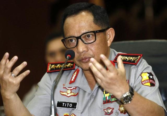 Kapolri: Siapa Pun Jangan Asal Sebut Pengalihan Isu, Apalagi Anggota DPR