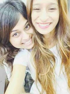Unnati Malharkar With Her Sister