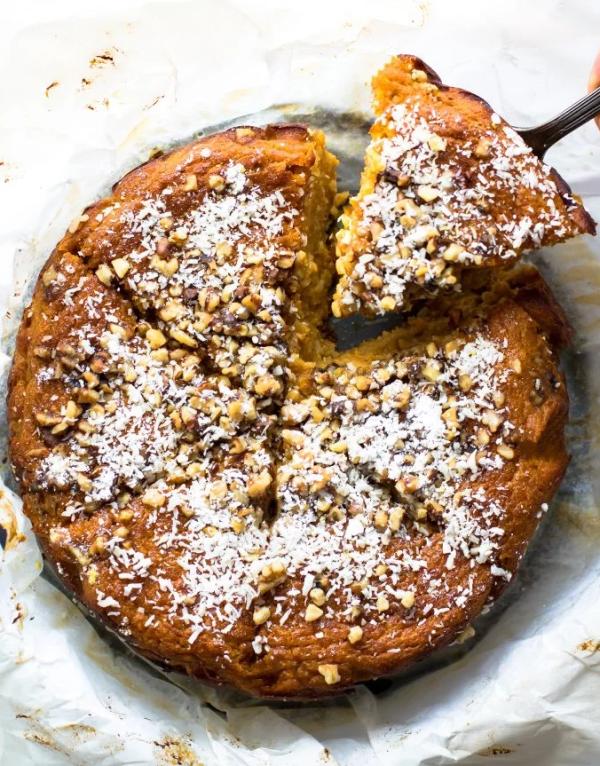 EASY Paleo Sweet Potato Pie