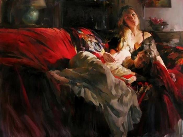 Романтические импрессионисты. Михаил и Инесса Гармаш 24