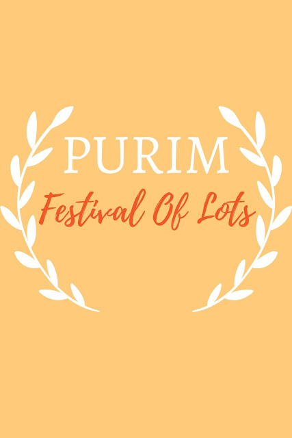 Purim Festival Greeting Card | Feast Of Lots | 10 Modern Floral Banner Themed Greeting Card Picture Images