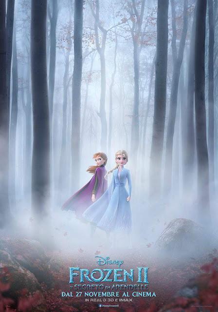 Frozen 2: Il Segreto Di Arendelle Poster