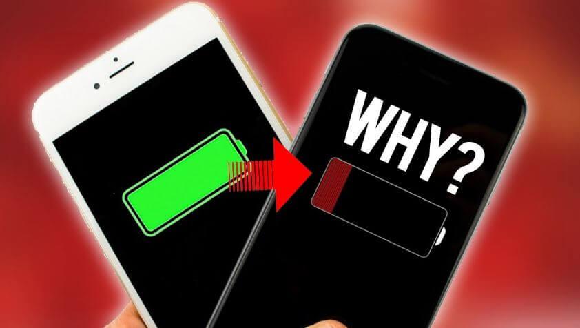 لماذا, تستنزف, طاقة, البطاريات, بسرعة, على, أجهزة, اندرويد؟
