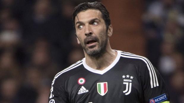 Liverpool 'pondering move for Juventus legend Gianluigi Buffon' as Jurgen Klopp seeks new goalkeeper