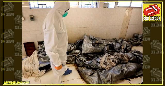 Cadáveres se están pudriendo en la Morgue por falta de electricidad