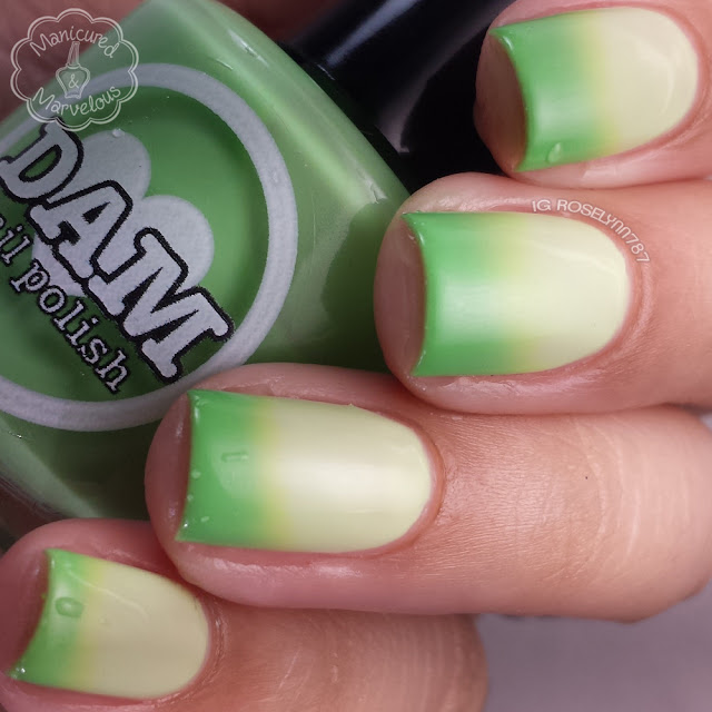 Dam Nail Polish - This Magic Mo-mint