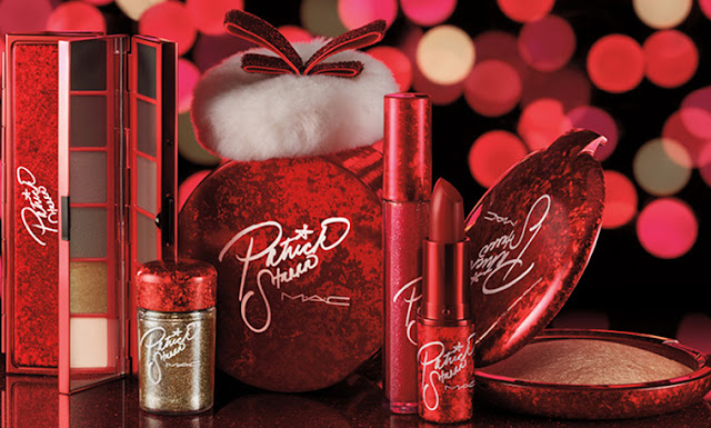 Patrick Starrr x MAC Holiday Collection 2018