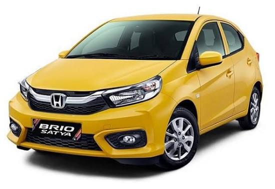 Harga Mobil Brio 2019