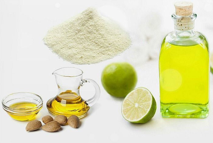 Almond-Lemon Paste | The Girls Beauty Bible