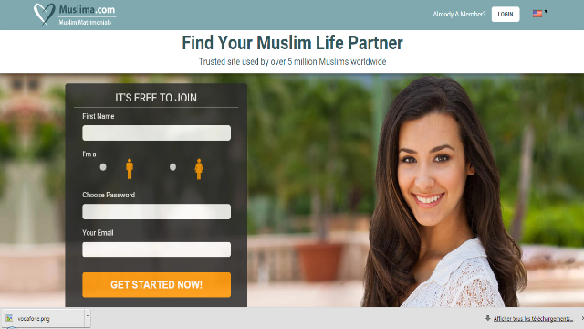 افضل موقع زواج اسلامي muslima.com