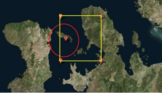 Η Τουρκία αμφισβητεί την ελληνική κυριαρχία στις Οινούσσες