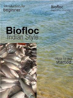 Biofloc fish farming book pdf