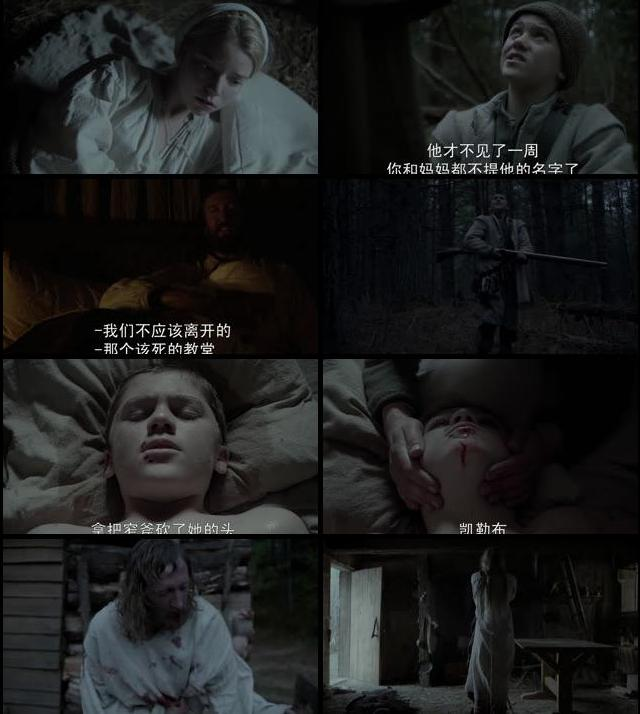 The Witch 2015 English 480p HC WEBRip