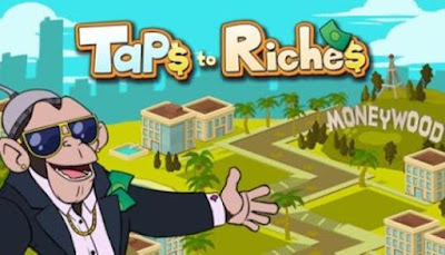 Taps to Riches v1.9 Mod Apk (Unlimited Diamonds)