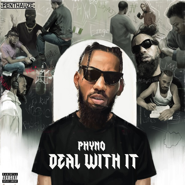 Phyno ft. Flavour - Vibe [Download] mp3