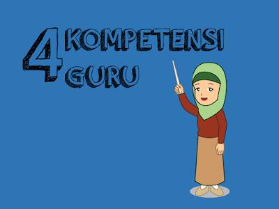 4 Kompetensi yang Harus Dikuasai Guru