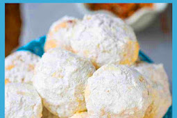 Keto Pecan Snowball Cookies (Paleo, Sugar Free, Low Carb)