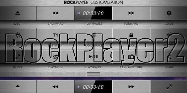 RockPlayer2 VIDEO PLAYER APP