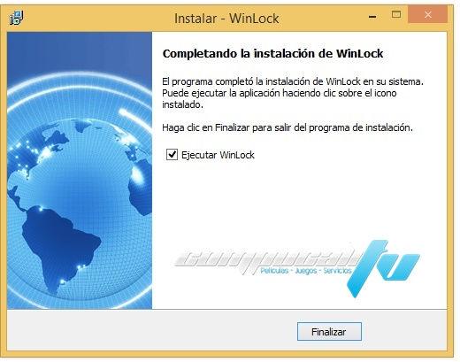 WinLock Pro Español Final