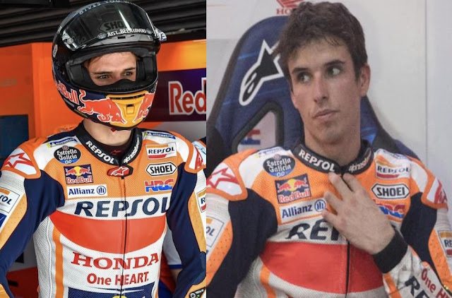 Alex Marquez Merasa ada yang Aneh saat tes MotoGP Losail Qatar tidak seperti di Sepang