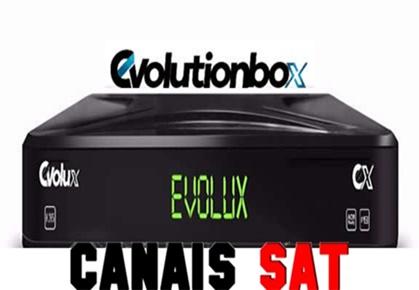 Evolutionbox Evolux ACM Nova Atualização V2.6 - 23/02/2019