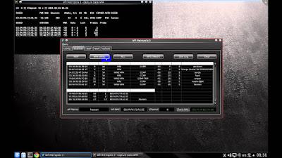 اختراق شبكات ذات تشفير WPA/WPA2