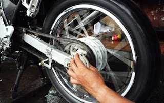 Cara Merawat Rantai Motor Agar Tidak Mengalami Karat