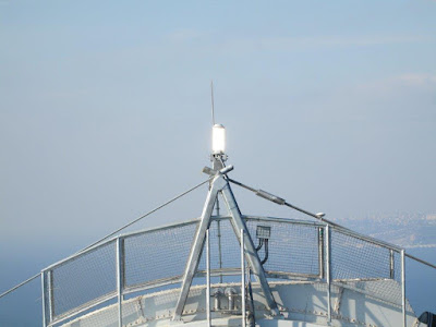 Luxsolar High Intensity Aviation Obstruction Lights on Suspension Bridges