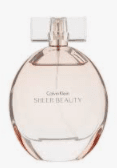 Calvin Klein: Sheer Beauty Women Edt Perfume