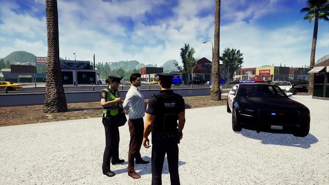 Imagem do Police Simulator: Patrol Duty