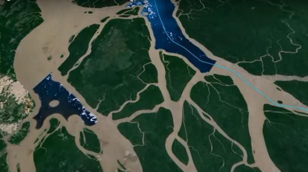 Memutuskan siapa pemegang rekor sungai terpanjang di dunia bukanlah pekerjaan yang mudah Sungai Terpanjang di Dunia, Apakah Nil atau Amazon?