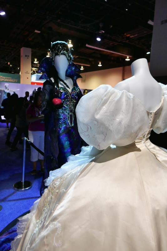Enchanted film costumes