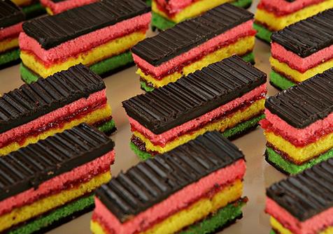 Rainbow Chip Cookies Recipe Cake Mix