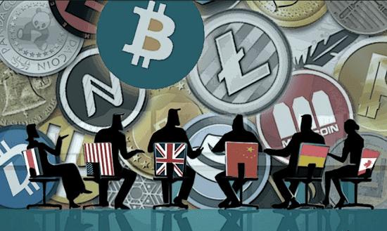 Основание криптовалюты